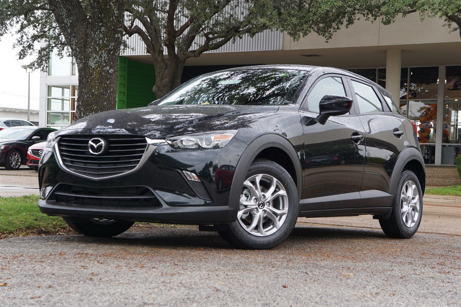 new 2018 mazda cx 3 sport sport utility in irving mj0316300 freeman mazda. Black Bedroom Furniture Sets. Home Design Ideas