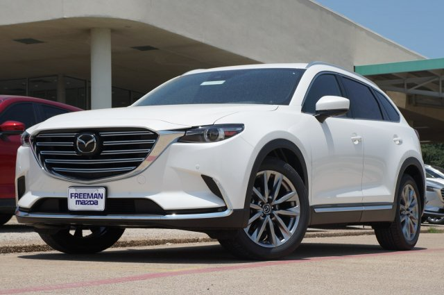 New 2019 Mazda CX-9 Grand Touring With Navigation