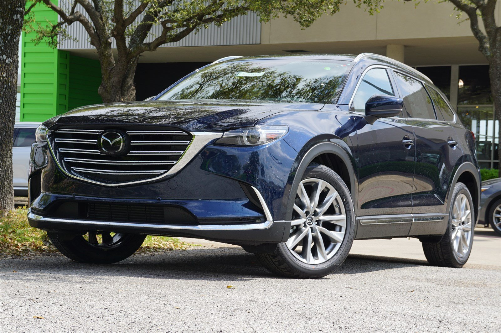 2018 Cx9 >> New 2018 Mazda Cx 9 Grand Touring Sport Utility In Irving Mj0219954