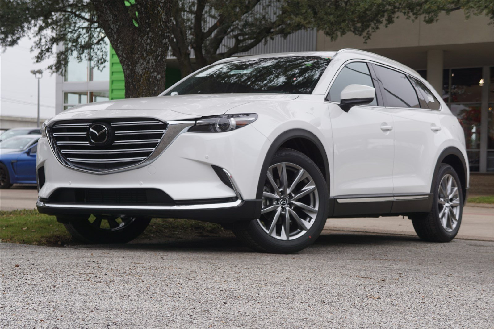 New 2018 Mazda Cx 9 Signature Sport Utility In Irving Mj0207083