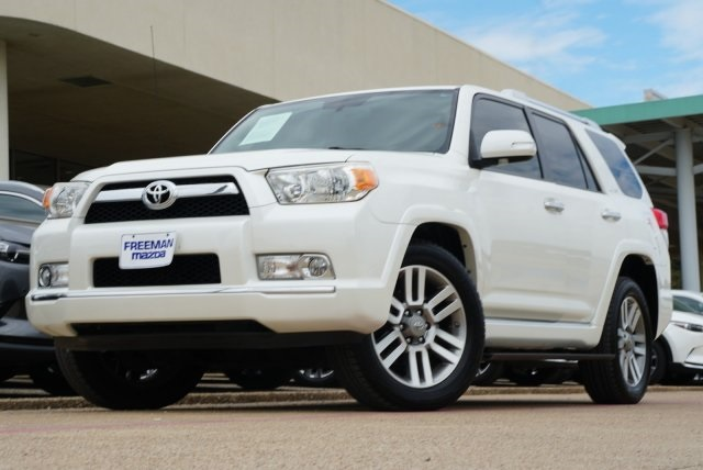 Pre-Owned 2012 Toyota 4Runner Limited