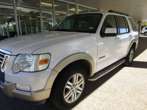 Pre-Owned 2008 Ford Explorer Eddie Bauer