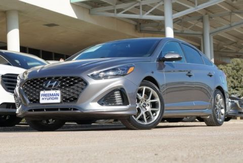 Pre-Owned 2018 Hyundai Sonata Limited 2.0T