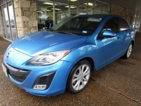 Pre-Owned 2010 Mazda3 s Grand Touring
