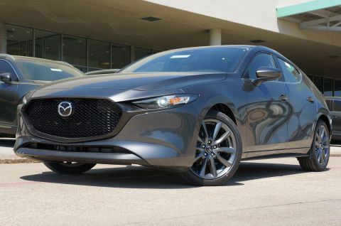 New 2019 Mazda3 5-Door w/Preferred Pkg